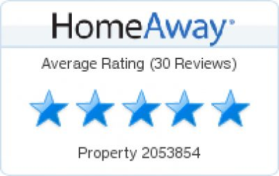 Old listing with HomeAway